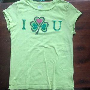 Other - Girls St Patrick's Day t-shirt